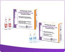 Antimyasthenics ,Muscle Relaxants